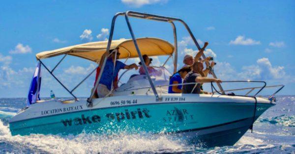 Touristes Flyer 650 Wake Spirit tribord