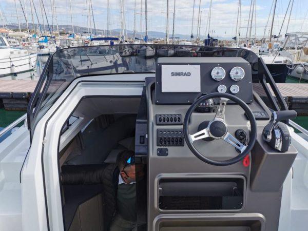 BMA X277 tableau de bord