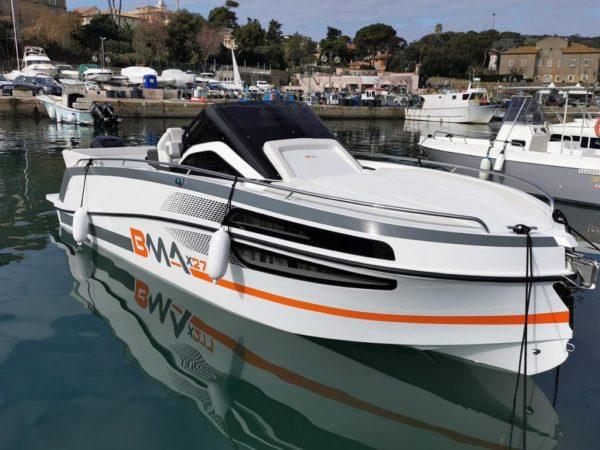 BMA X277 port italien